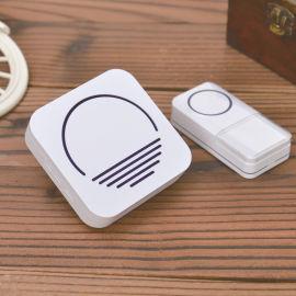 无线门铃家用 电子遥控门铃呼叫器 工厂直销HD05