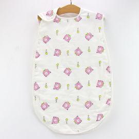 婴儿纱布睡袋 宝宝睡袋 儿童4层纱布睡袋
