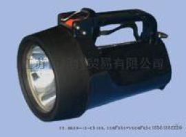 CCS证书防爆灯, DF-6手提式防爆探照灯