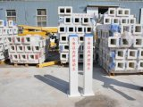 玻璃鋼標誌樁警示柱 玻璃鋼地埋式標誌樁硬度高