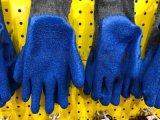 紗線乳膠手套,防滑,耐油,防護