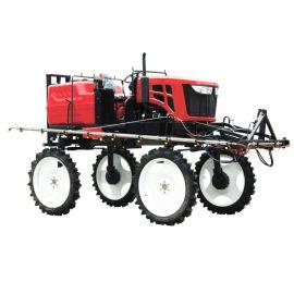 自走式喷杆农用打药车