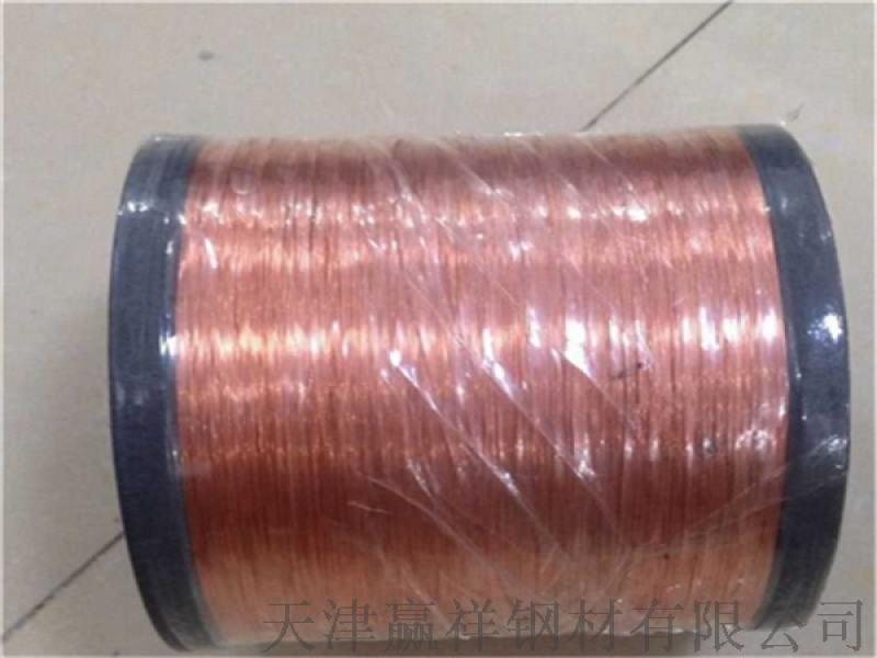 专业加工除静电铜丝 软硬铜丝 耐高温紫铜丝 可定制
