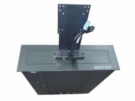 TX17寸液晶屏升降器,17寸显示器专用升降器,不锈钢材质液晶屏升降器,铝合金材质液晶屏升降器,定做多款升降器,定做多款显示器专用升降器,会议隐藏设备生产厂家