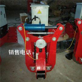 配套门式起重机QTHJ-120带制动弹簧液压夹轨器
