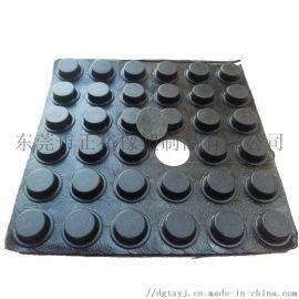 厂家直销自粘防撞橡胶垫3M高粘软质弹性橡胶脚垫