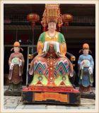 z303樹脂王母娘娘神像 媽祖娘娘神像雕塑生產廠家