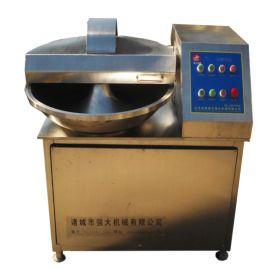肉泥蒜蓉斩拌设备 不锈钢全自动斩拌机