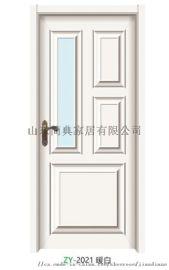 中空玻璃系列全铝室内门 山东简典家居中空玻璃系列