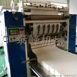 N折擦手纸折叠机 3排抽式擦手纸机器