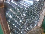 生产的滚筒输送设备多层分拣 线和转弯滚筒线