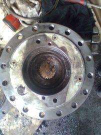徐工220旋挖钻机液压马达维修