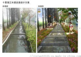 佛山电力钢格板水沟格栅板规格楼梯踏步板钢格栅盖板