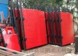 0.3米*0.3米鑄鐵閘門型號