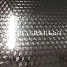 汕头 304不锈钢蚀刻板 无指纹镜面蚀刻板供应