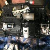 康明斯國四排放QSL8.9 履帶吊發動機總成