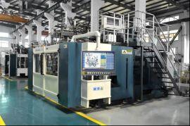 南通K20D-750双工位全自动中空成型机