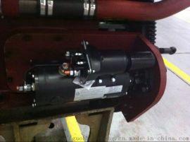 供应济柴瓦斯发电机配件12VB.46.110X电起动马达
