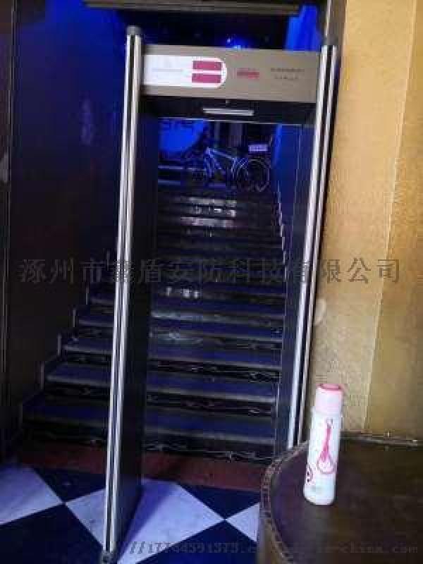 6分区带灯柱安检门XD-AJM9厂家供应