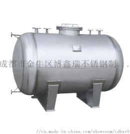成都不锈钢压力罐无塔供水器生产厂家