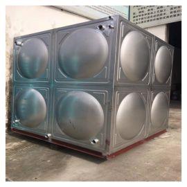 钢板消防水箱搪瓷办公楼水箱西宁