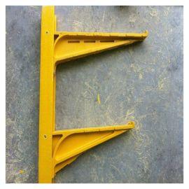十堰玻璃钢电缆盘支架 预埋式电缆托架