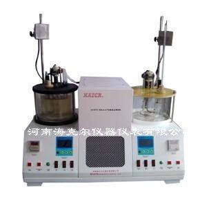 有机化工产品结晶点测定试验仪器