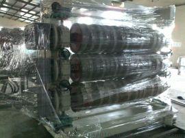 高速高效PVC高仿大理石板材生产线