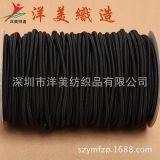 YM14138进口弹力橡筋绳绳带