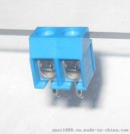 过UL产品FS126接线端子5.0MM间距欧规绿色连接器DG301,KF301