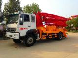 臂架式混凝土泵車,臂架式小型混凝土泵車,26米混凝土泵車
