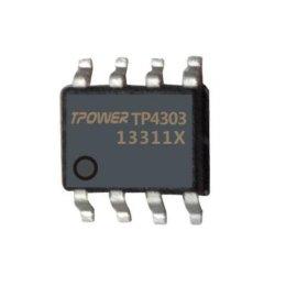 TP4303 同步整流小体积移动电源方案