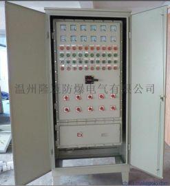 BXM系列防爆配电箱非标定做双开门防爆控制柜