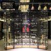 高端时尚定制不锈钢红酒柜|巴特恒温不锈钢酒柜厂家