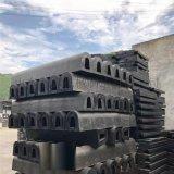 鐵軌道路減速橡膠道口板 火車軌道交通橡膠道口板