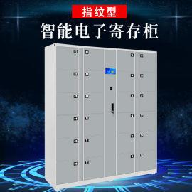 24门指纹电子寄存柜智能储物柜天瑞恒安