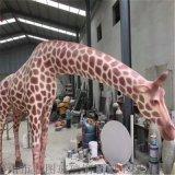 生肖玻璃钢雕塑制作、玻璃钢动物雕塑定制厂家