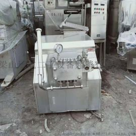 乳品、饮料加工设备二手2吨3吨高压均质机