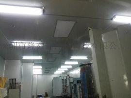 惠州无尘车间工程设计安装,彩钢板安装