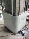 铝单板的实用性铝单板适用范围