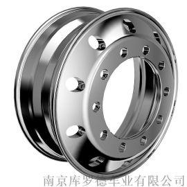江阴万吨级锻造卡车铝合金轮毂1139