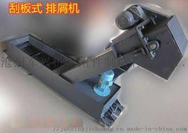 机床排屑机之模锻链刮板式排屑机技术结构详解按需定制