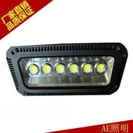 AE照明LED遂道灯建筑场所高亮高杆射灯 户外防水投光灯300W