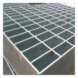 重型镀锌钢格板生产厂家 昆山齿形防滑钢格栅踏步板工厂