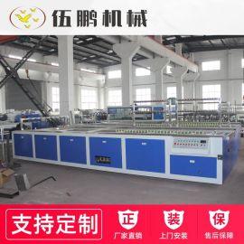 pe塑料管材挤出生产线 PVC管材挤出生产线