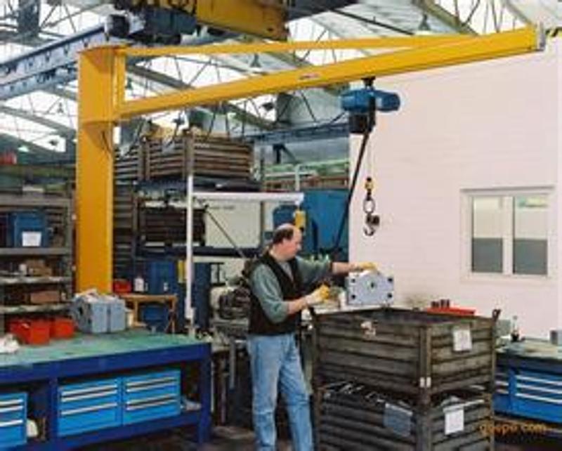 专业制造各类欧式悬臂起重机 悬臂吊 **品质 五星服务