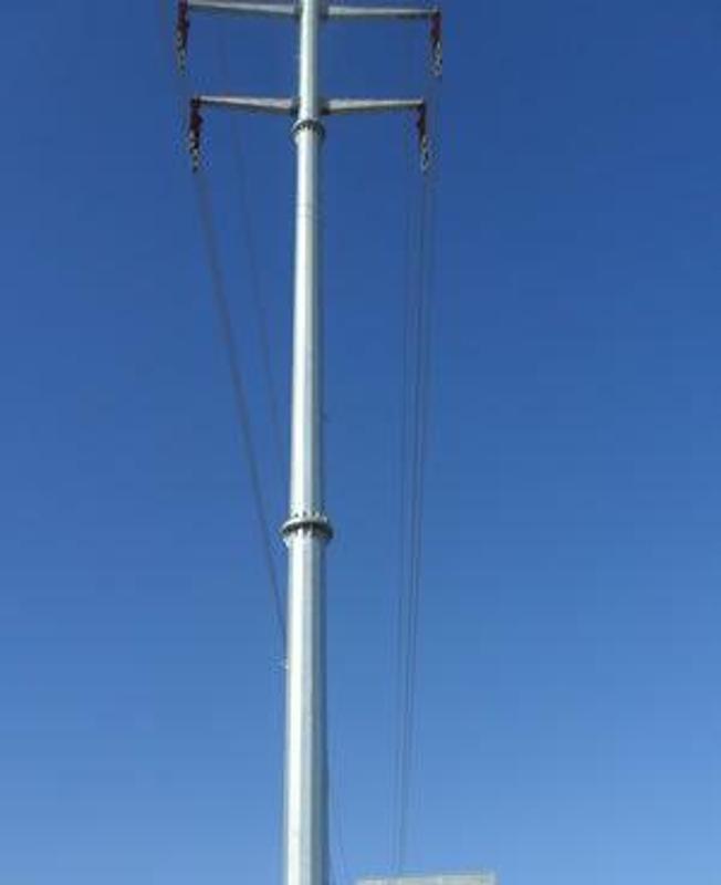 优惠齐齐哈尔铁路局物资处10KV电力钢杆