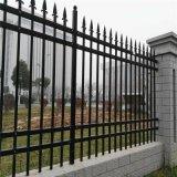 方管锌钢护栏网 小区围墙栅栏 欧式铁艺防护栏