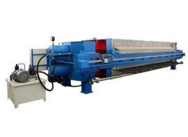 【景津】 (纳米碳酸钙)板框压滤机 高效快速压滤机 厢式压滤机1
