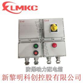 供应防爆配电箱BXM(D)化工厂非标非标配电箱